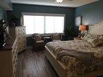 Tommy Bahama King Bedroom set.