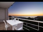 Private balcony - perfect for watching the African sunset