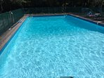 POOL  (can be heated, you pay only for the propane you use)