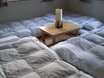 Why not try it Futon style on Tatami