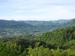 One of the best views in the Smokies. Locals call ours a Killer View! 25 mile view of the mountains.