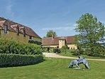 6 bedroom Villa in Domfront en Champagne, Sarthe, France : ref 2221862