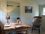 The little dining room