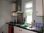 The 'galley' kitchen