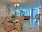You'll love the open layout of this condo.