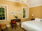 Bedroom can be made into a twin room ideal for two guests sharing.