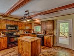 Full Kitchen with Dishwasher & Refrigerator with Icemaker