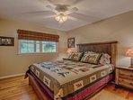 Bedroom Three with Queen Bed