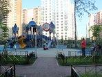 A children's Playground.