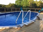Swimming Pool & Deck