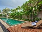 Villa DelMar - 4 Bedroom Private Pool Villa near Canggu Club