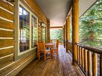Grab a seat on your porch and take it all in.