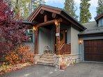Beavers Lodge on Peak 8