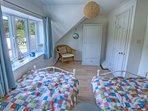 Bedroom 2:  Twin