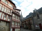 Medieval Josselin 20 minutes away by car