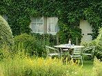 Grange House front garden