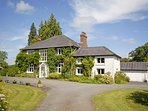 Edwardian country home on the banks of the River Tywi, Carmarthenshire