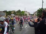 Tour de France comes so close to us; worth going to see.