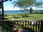 2BR Cottage by the Sea in Woods Hole – Private Beach, Near Falmouth