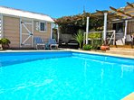 BOOK NOW!! Enjoy Your own Private Pool, House & Parking, Beautiful Beach Walks.