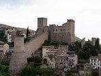 Visita castello medievale di Itri