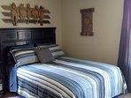Bedroom 3, Queen Bed