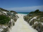 Quinns Beach gateway on your doorstep