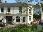 The Kents - wonderful family pub. Just a five minute walk from The Muntham Townhouse