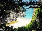Kalami, the secret beach if the village