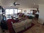 Ocean View Living Room