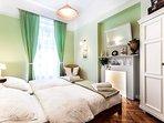 Green Door Apartment