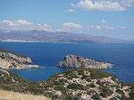 Ferienhaus Oleander - Die Mirabello Bucht bei Agios Nikolaos