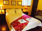 Bedroom #1 W/crib