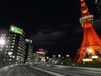video game image same as actual views!  tokyo metropolitan expressway night view tour