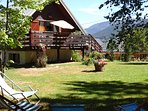 Chalet cosy proche Villard de Lans avec jardin 6-7 personnes