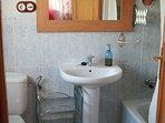 Baño de habitación principal
