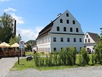 Hand Paper Mill Manufacture in Velke Losiny 4 km away from cabins
