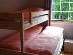Family bedroom Double bed 150x200 singke bed 90x200