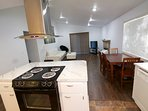 You can spend time in the spacious open kitchen with vaulted great-room concept