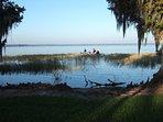 Lake Marion.