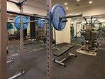 Gym training anyone?