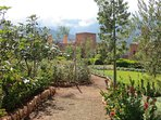 L'Amandier has extensive communal gardens which are open to all our guests.