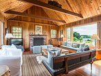Main Living Room with Spectacular Views