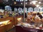Albi indoor market