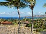 Ocean view from master lanai