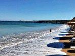 Vounaria beach