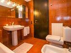 Bathroom  with a bath