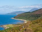 Arran's coastline