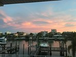 View of Intracoastal Waterway from Living Room