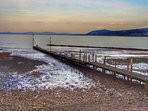 Rhos-on-Sea Jetty - nearby